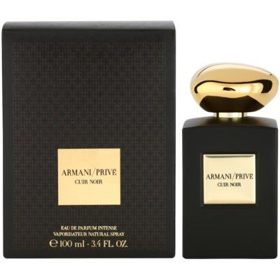 Armani Prive Cuir Noir Eau De Parfum unisex