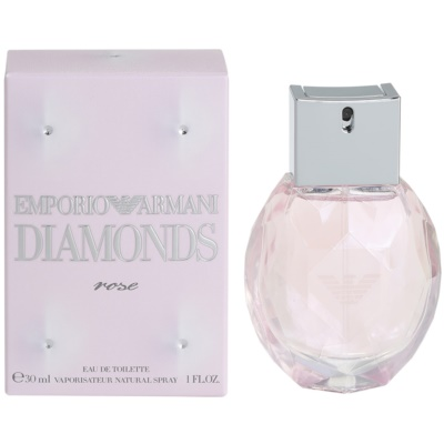 Armani Emporio Diamonds Rose eau de toilette nőknek