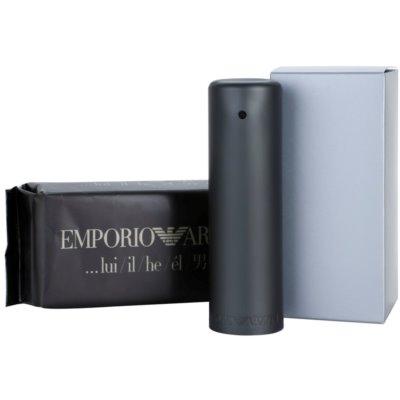 Armani Emporio He eau de toilette férfiaknak