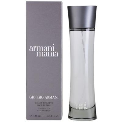 Armani Mania for Men woda toaletowa dla mężczyzn