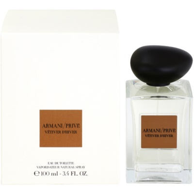 Armani Prive Vetiver Babylone Eau de Toillete για άνδρες