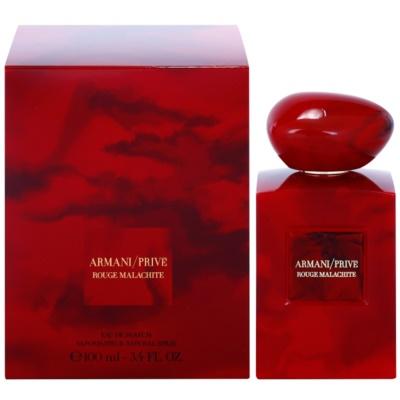 Armani Prive Rouge Malachite parfémovaná voda unisex