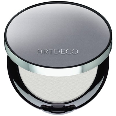 Compact Transparent Powder