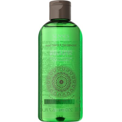 antistresový masážní olej