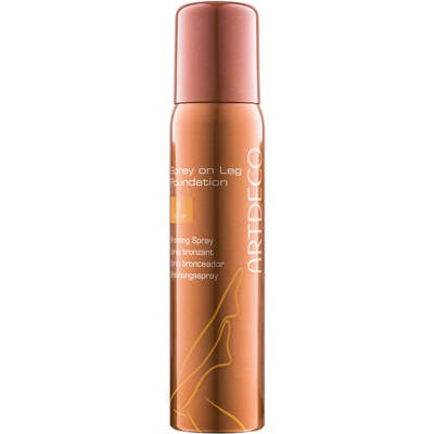 Artdeco Paradise Island Bronzing Spray For Legs