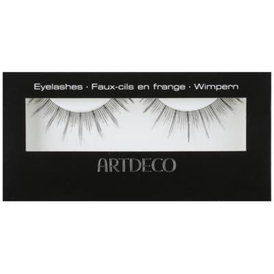 Artdeco Scandalous Eyes sztuczne rzęsy do naklejania z klejem
