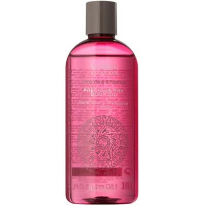 intenzíven gondoskodó Body Oil a finom és sima bőrért