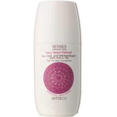 Perfumed Roll-On Antiperspirant To Treat Excessive Sweating