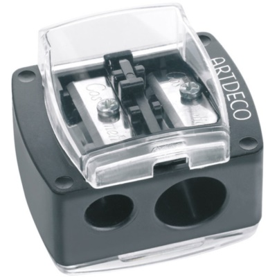 Double Cosmetic Pencil Sharpener