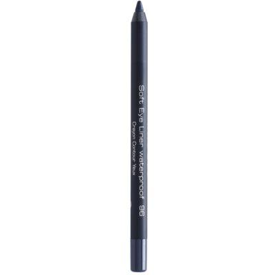 lápis de olhos resistente à água