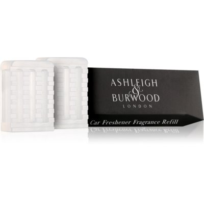 Ashleigh & Burwood London Car White Tea illat autóba   utántöltő