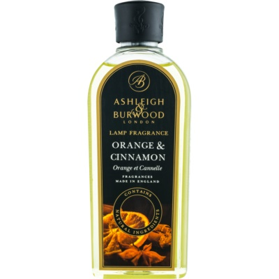 Ashleigh & Burwood London Lamp Fragrance Orange & Cinnamon ricarica per lampada catalitica