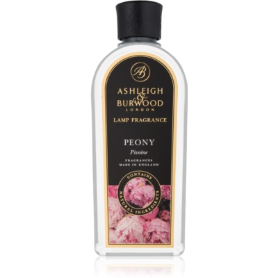 Ashleigh & Burwood London Lamp Fragrance Peony recarga para lâmpadas catalizadoras