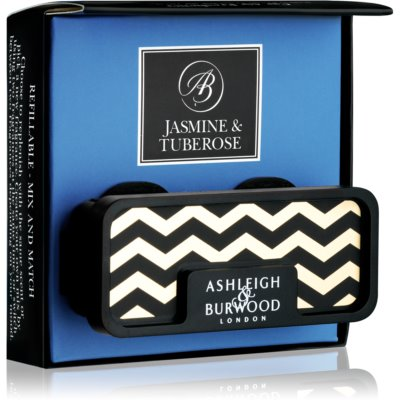Ashleigh & Burwood London Car Jasmine & Tuberose aроматизатор за автомобил   с клипс
