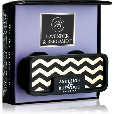 Ashleigh & Burwood London Car Lavender & Bergamot aромат для авто   зажим