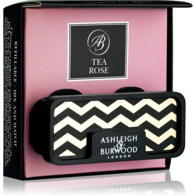 Ashleigh & Burwood London Car Tea Rose Auto luchtverfrisser    Clip