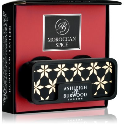 Ashleigh & Burwood London Car Moroccan Spice illat autóba   clip