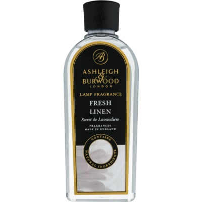 Ashleigh & Burwood London Lamp Fragrance Fresh Linen recarga para lâmpadas catalizadoras