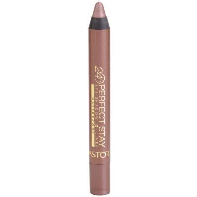 ombretti e matita per occhi resistente all'acqua