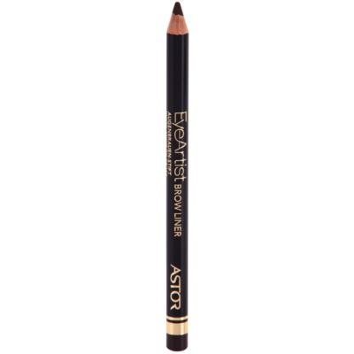 lápis de sobrancelhas com escova