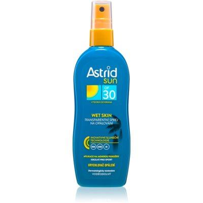 Astrid Sun Transparent Sun Spray SPF 30