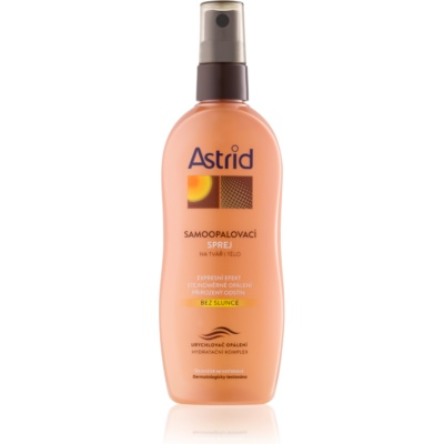 Self-Tanning Spray for Body and Face