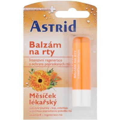 regenerierendes Lippenbalsam mit Ringelblume