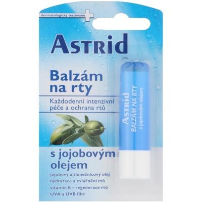 intensives Pflegebalsam für die Lippen mit Jojoba-Öl