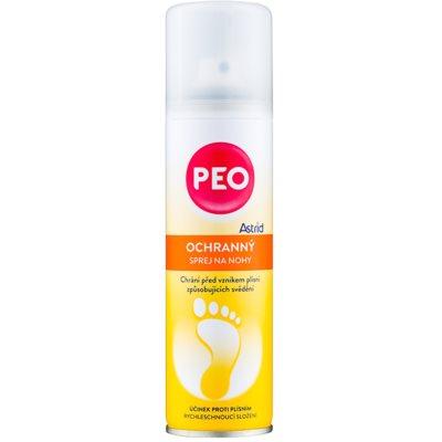 schützendes Fuß Spray gegen Schimmel