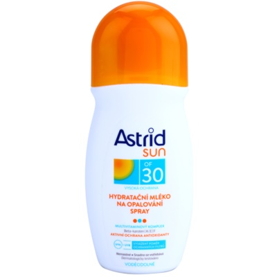 Moisturising Sunscreen Lotion in Spray SPF 30