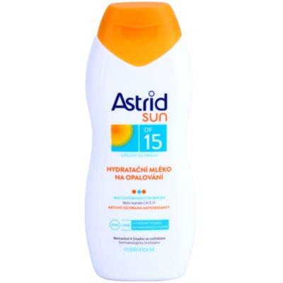 Hydrating Sun Milk SPF 15