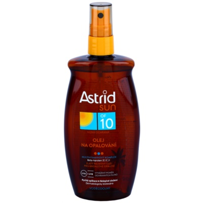 Astrid Sun olje v pršilu za sončenje SPF 10