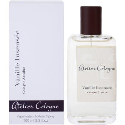 Atelier Cologne Vanille Insensee parfüm unisex