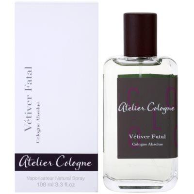 Atelier Cologne Vetiver Fatal parfem uniseks