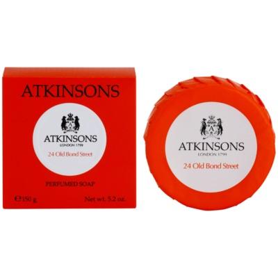 Atkinsons 24 Old Bond Street Αρωματισμένο σαπούνι για άνδρες