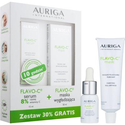 Auriga Flavo-C zestaw kosmetyków I.