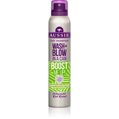 suchy szampon do włosów cienkich i delikatnych