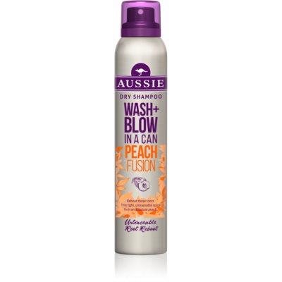 сухий шампунь для фарбованого волосся