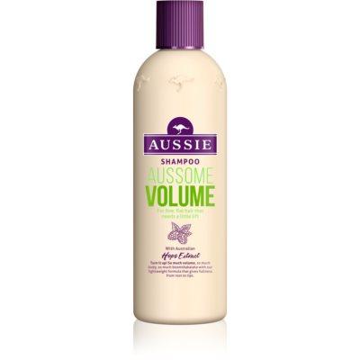 shampoing pour cheveux fins et plats