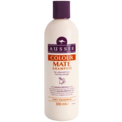 шампоан за запазване на цвета