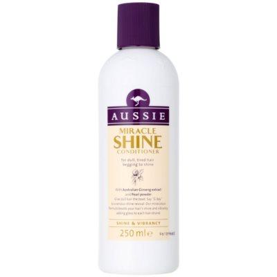après-shampoing pour cheveux ternes et fatigués