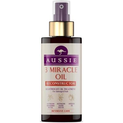 Öl Pflege für beschädigtes Haar