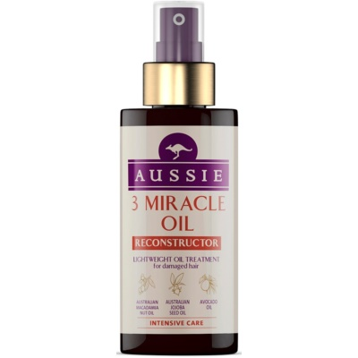 cuidado de óleo  para cabelo danificado