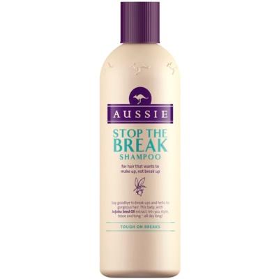 szampon przeciw łamliwości włosów