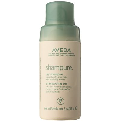 Șampon uscat cu efect calmant