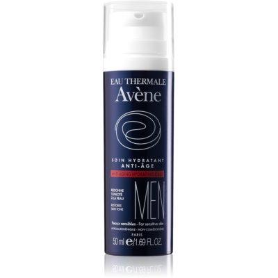 Avène Men nawilżający krem przeciw starzeniu się skóry dla cery wrażliwej