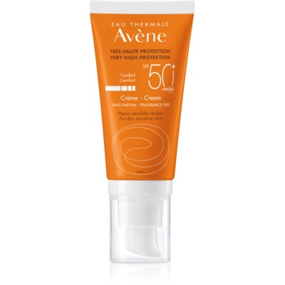 Avène Sun Sensitive crema protectoare SPF 50+