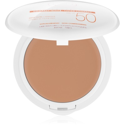 Avène Sun Mineral Protective Compact Foundation without Chemical Filters SPF 50