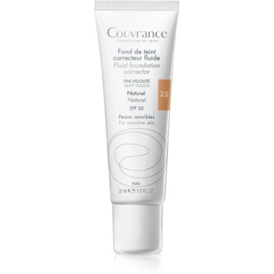 Avène Couvrance Fluid Coverage Foundation SPF 20