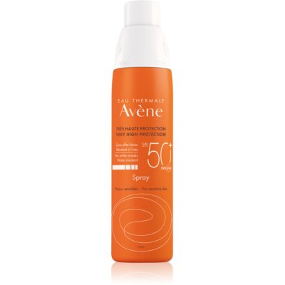 Avène Sun Sensitive Protective Sunscreen Spray SPF 50+